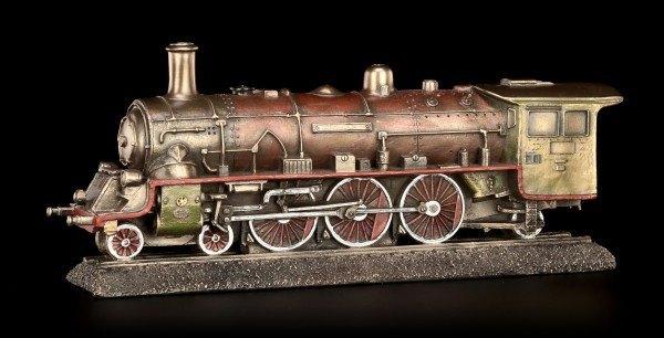 Steampunk Figurine - Locomotive