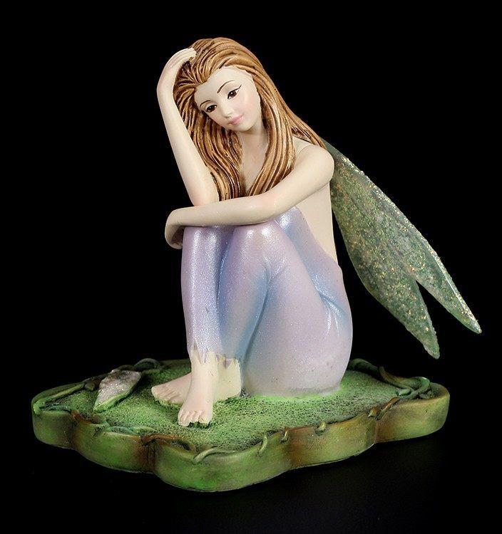 Fairysite Figure - Eucalyptus by Lisa Steinke