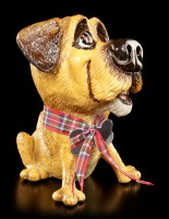 Dog Figurine - Border Terrier Bob - Little Paws