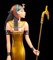 Isis Figur mit Zepter