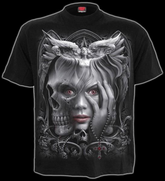 T-Shirt Gothic - Dark Fusion