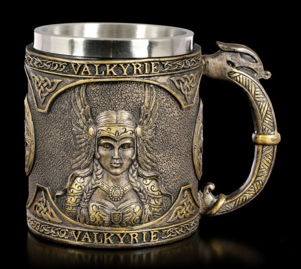 Valkyrie Krug - Nordische Göttin