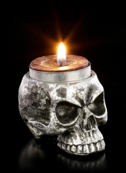 Alchemy Skull Tealighter