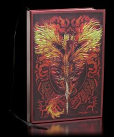 Hardback Dragon Journal - Flame Blade