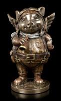 Steampunk Figurine - Porcus Machina