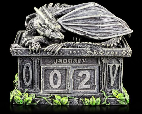 Dragon Calendar - Fortune's Keeper