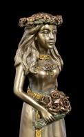 Celtic Goddess - Maiden Figurine