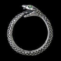 The Sophia Serpent - Alchemy Snake Ring
