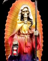 Reaper Figur - Santa Muerte - regenbogenfarben