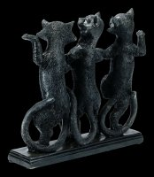 Katzen Figur - Purrfect Posture