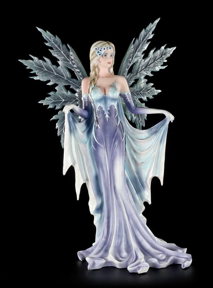 Fairy Figurine - Regina the Snow Queen - large