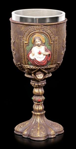 Jesus Christ Goblet