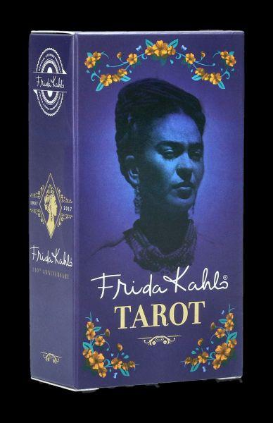Tarot Cards - Frida Kahlo