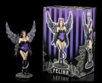 Sexy Fairy Figurine in Cat Costume - Felina