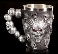 Totenkopf Krug - Spirit Skull