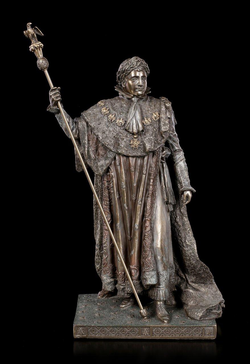 Napoleon Figur - Krönung