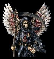 Steampunk Reaper Figurine - Wings of Death