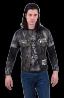 Sons of Anarchy Langarmshirt - Jax Kutte