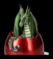 Dragon Figurine - Holiday Mischief