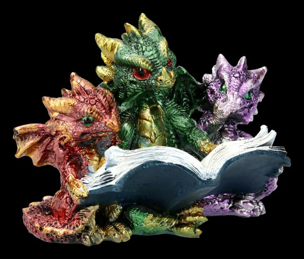 Dragon Figurines - Tales of Fire
