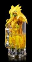 Dragon Figurine - Beer by Stanley Morrison