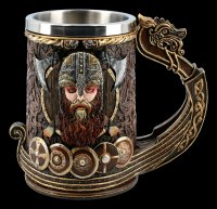 Viking Tankard - Drakkar
