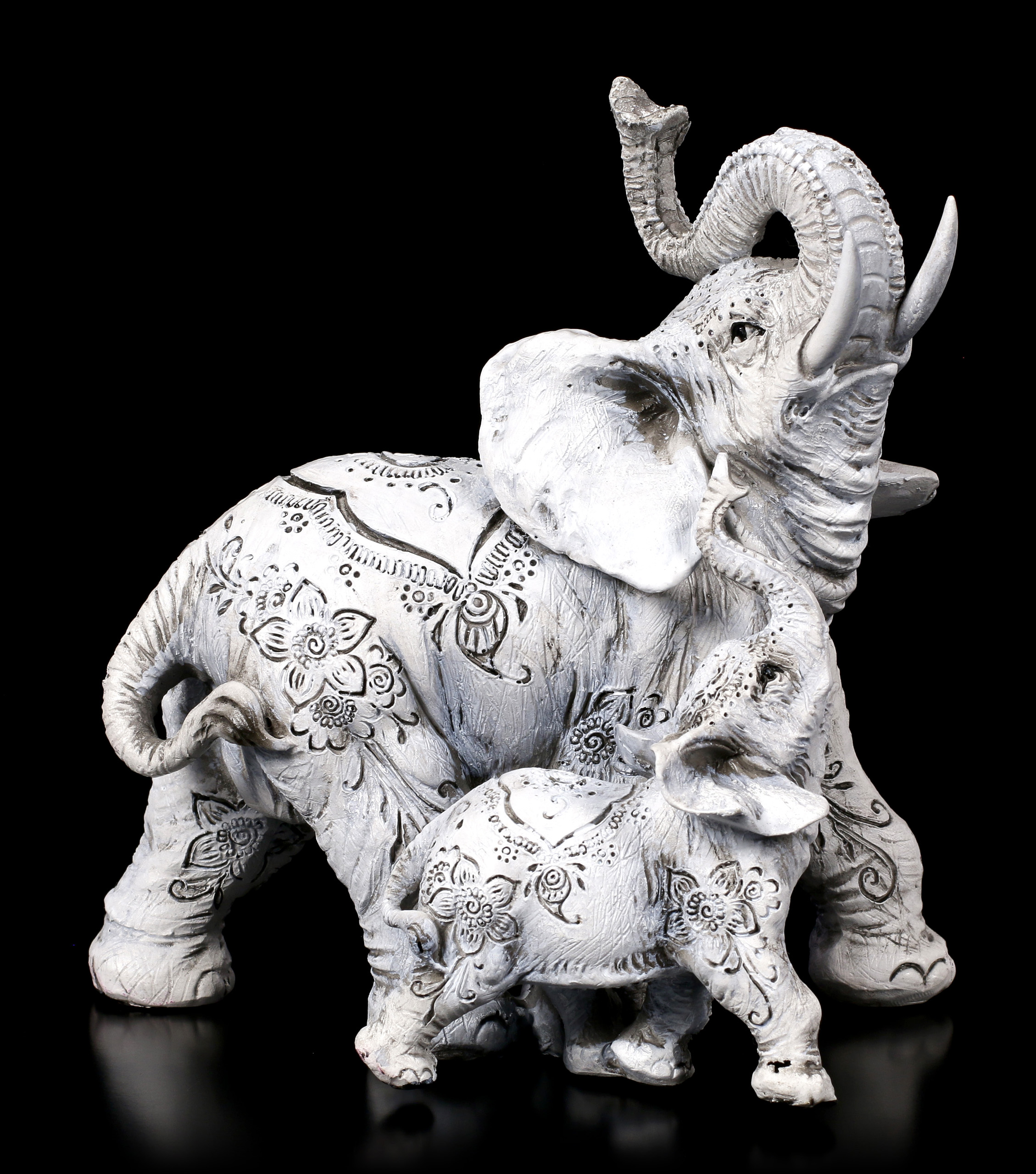HENNA HARMONY Animal figurine resin animals