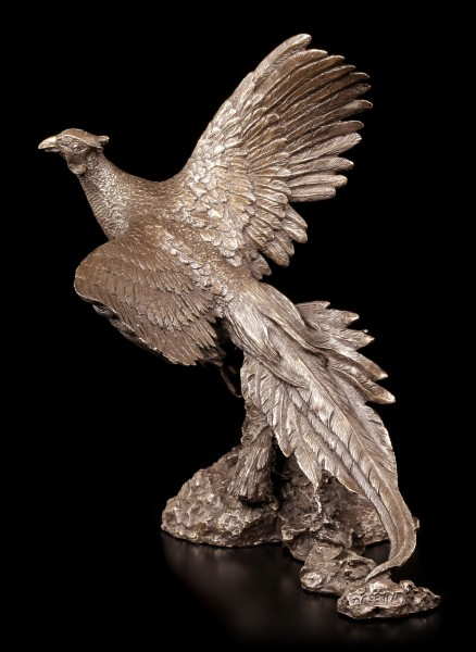 Pheasant Figurine - Breaking Cover