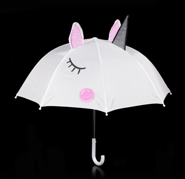 Einhorn Regenschirm für Kinder