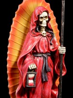 Reaper Figur - Santa Muerte - rot