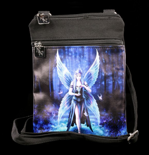 Small Shoulder Bag with Fairy - Enchantment