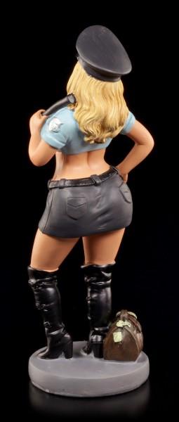 Funny Job Figurine - Sexy Police Officer