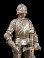 Knight Figurine with Sword