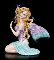 Elfen Figur - Farfalla mit Schmetterlingen