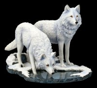 Wolf Figuren - Warriors of Winter