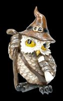 Mystical Owls Figurines - Set of 2