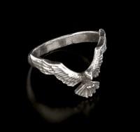 Alchemy Gothic Ring - Ravenette