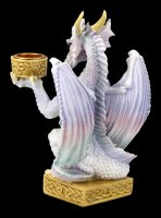 Rainbow Dragon Candlestick