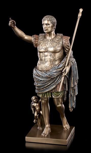Augustus of Prima Porta Figurine