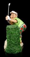 Golf Player Figurine - Bunker Shots