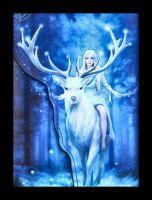Geldbörse Elfe - Fantasy Forest