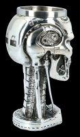 Kelch - Terminator 2 Schädel