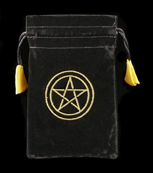 Tarot Bag with Pentagram