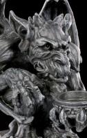 Gargoyle Tealightholder