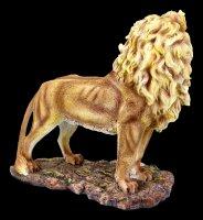 Elfen Figur - Sari mit Löwe