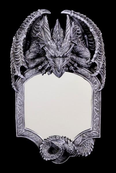 Dragon Wall Mirror - Guardian of the Souls