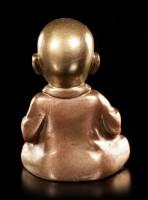 Small Monk Figurine
