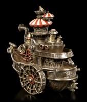 Steampunk Figur - Dampfschiff
