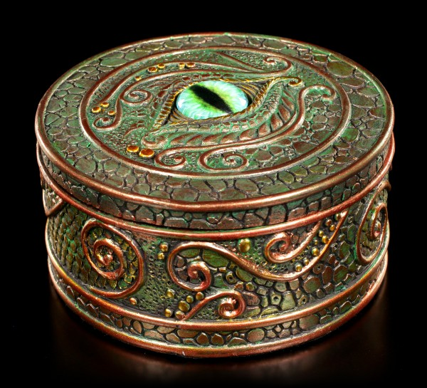 Box - Green Dragon Eye