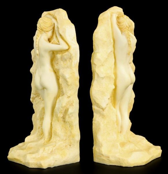 Bookends - Female Nude